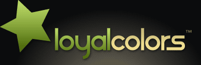 LoyalColors logo
